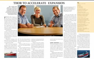Thor to Accelerate Expansion pp 82-83