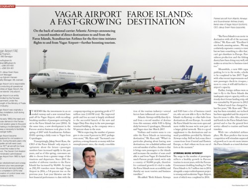 Vagar Airport Faroe Islands: A Fast-Growing Destination