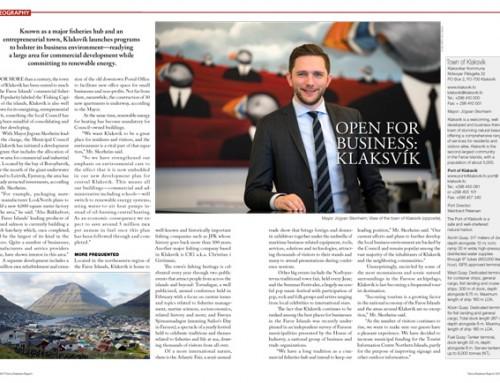 Open for Business: Klaksvík