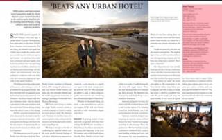 'Beats Any Urban Hotel' pp 22-23