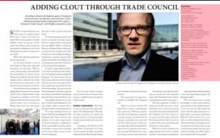Adding Clout through Trade Council pp 24-25