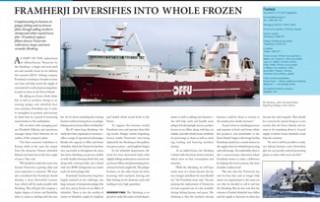 Framherji Diversifies into Whole Frozen pp 34-35