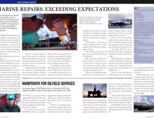 Marine Repairs: Exceeding Expectations
