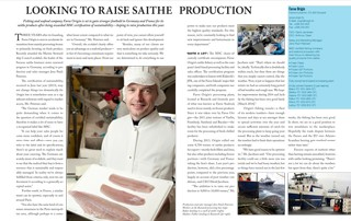 Looking to Raise Saithe Production pp 42-43