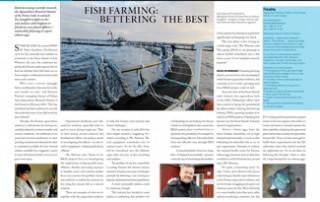 Fish Farming: Bettering the Best pp 46-47