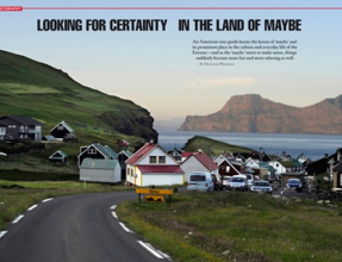 Looking for Certainty in the Land of Maybe