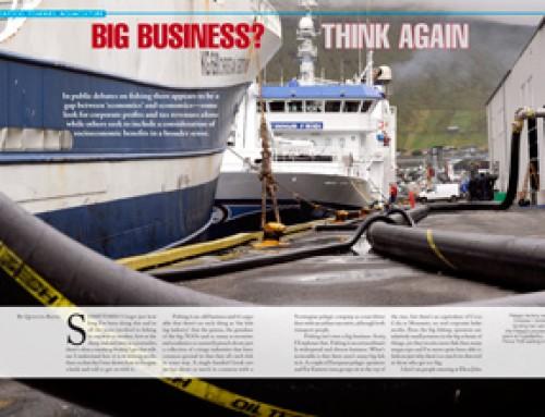 Big Business? Think Again