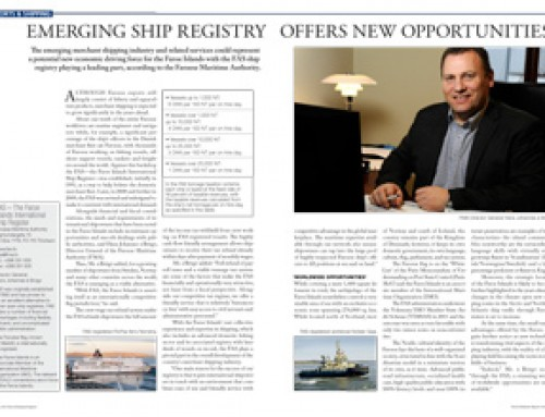 Emerging Ship Registry Offers New Opportunities