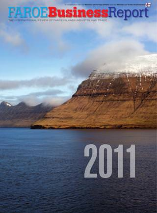 Faroe Business Report 2011