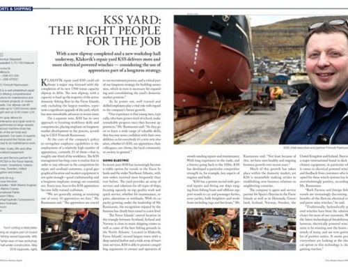 KSS Yard: the Right People for the Job